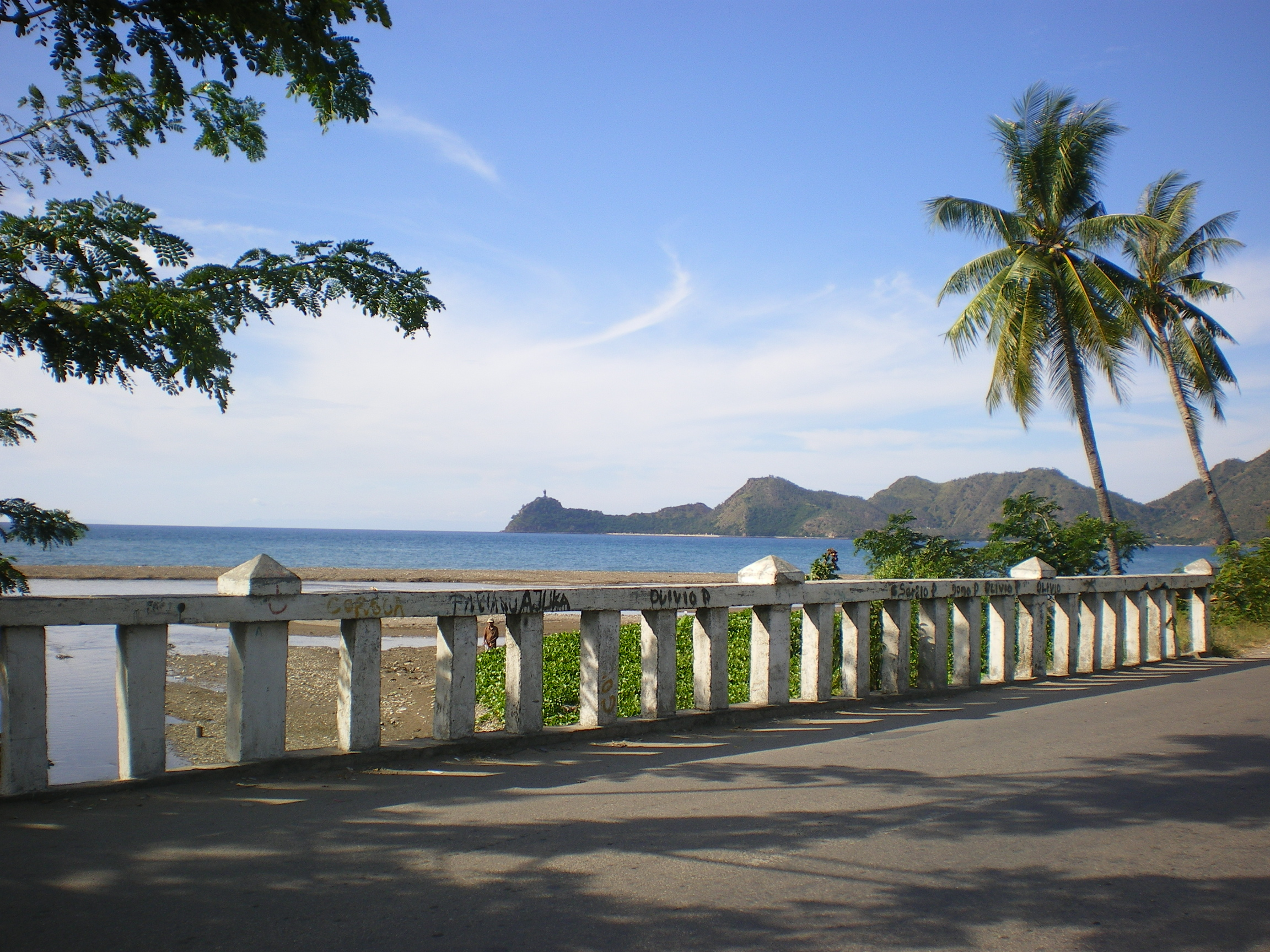 The Dili Waterfront