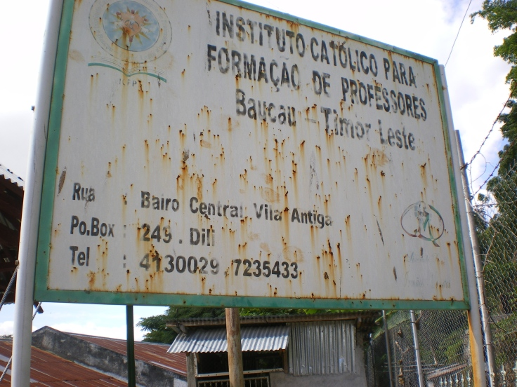 The Bacau Teachers' College