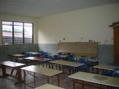 A newer classroom