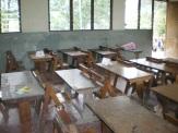 A renovated classroom