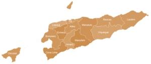 Timor_distritos
