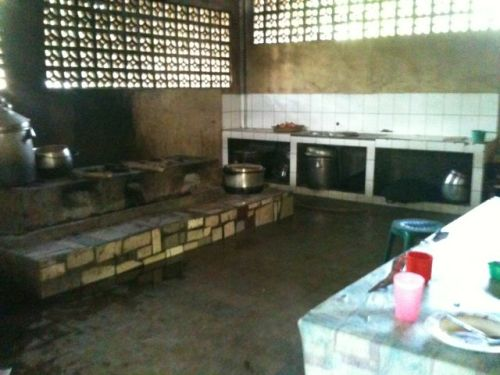 Orphanage Kitchen