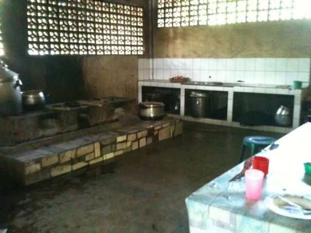 Orphanage Kitchen