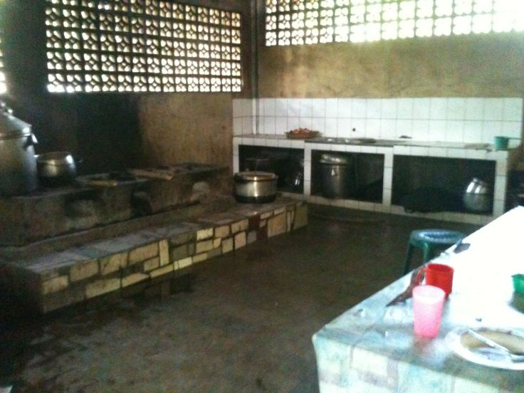 The Orphanage Kitchen