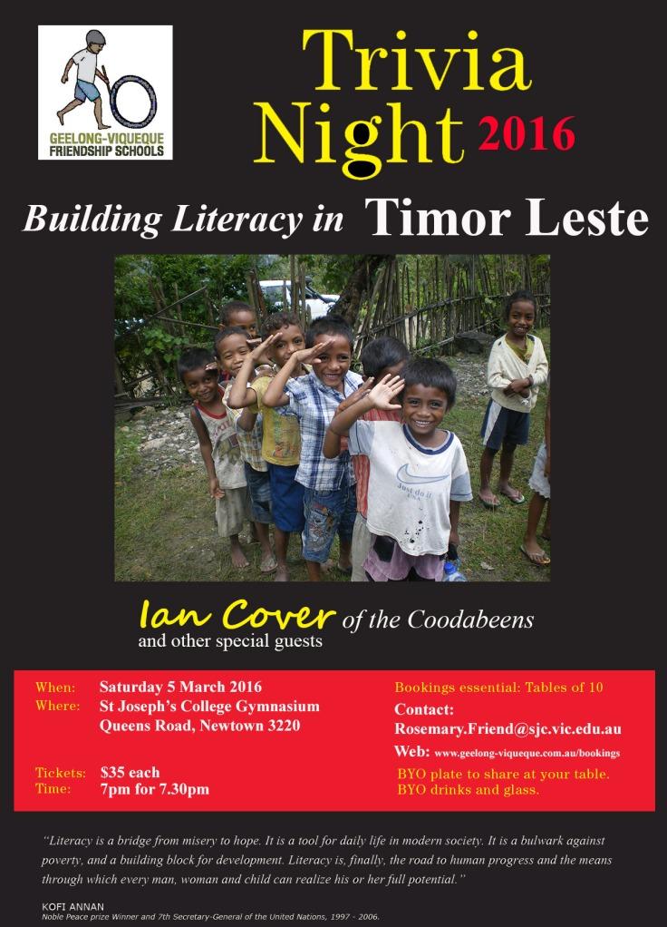 Support Timor Leste