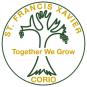 St francis xavier emblem